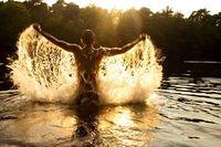 Water angel medium