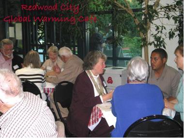 Redwood City Climate Change Cafe